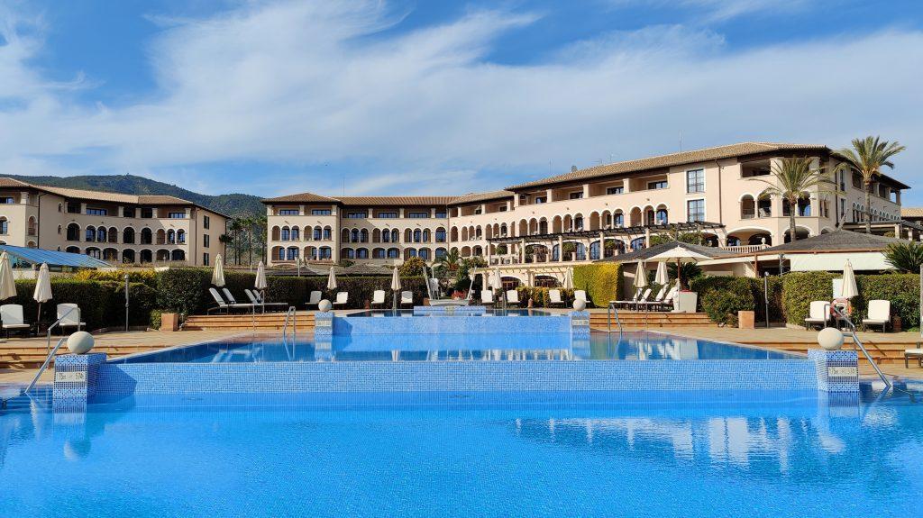 The St. Regis Mardavall Resort Mallorca Pool 3