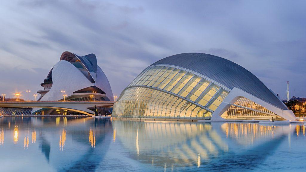 Valencia Architektur