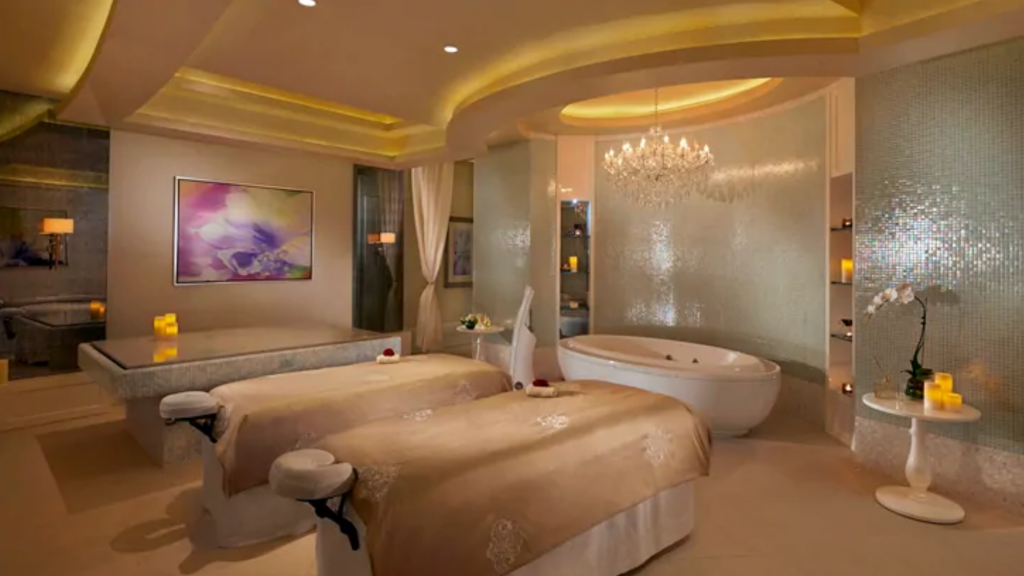Waldorf Astoria Dubai Palm Jumeirah Spa