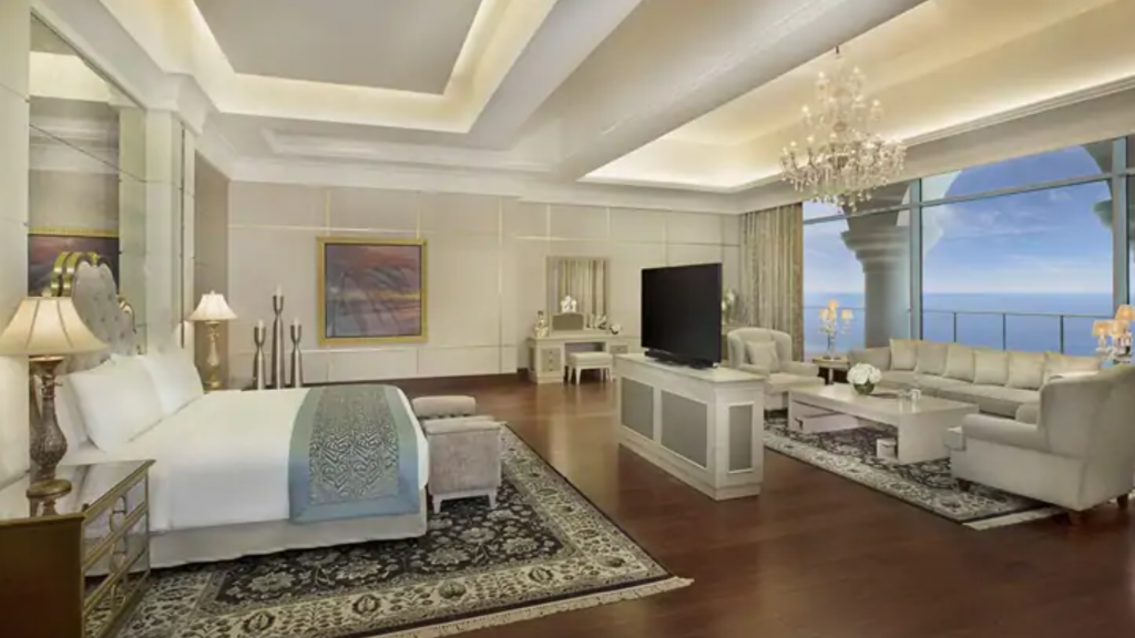 Waldorf Astoria Dubai Palm Jumeirah Suite