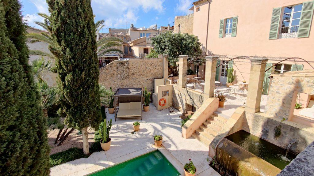 Yartan Boutique Hotel Formentera Junior Suite Ausblick