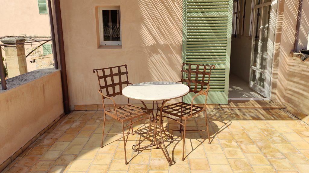 Yartan Boutique Hotel Formentera Junior Suite Terrasse 2