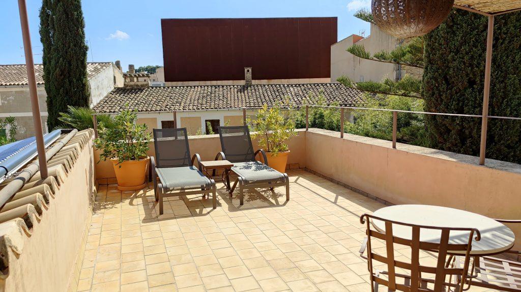 Yartan Boutique Hotel Formentera Junior Suite Terrasse 3