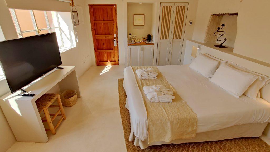 Yartan Boutique Hotel Formentera Junior Suite Zimmer