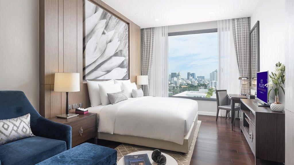 Zimmer 137 Pillars Suites Bangkok