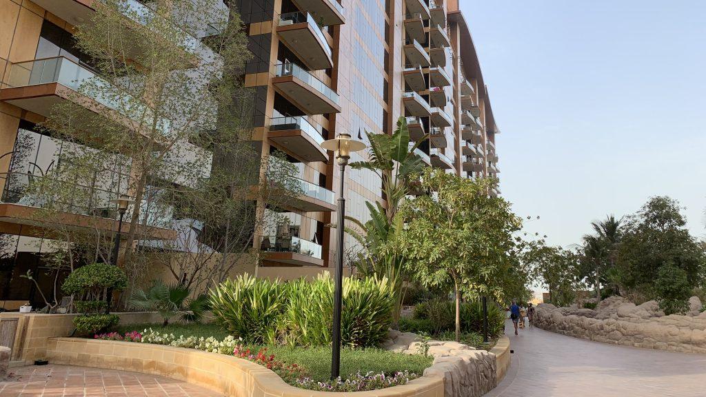 Andaz Dubai The Palm Außen Anderes Gebäude