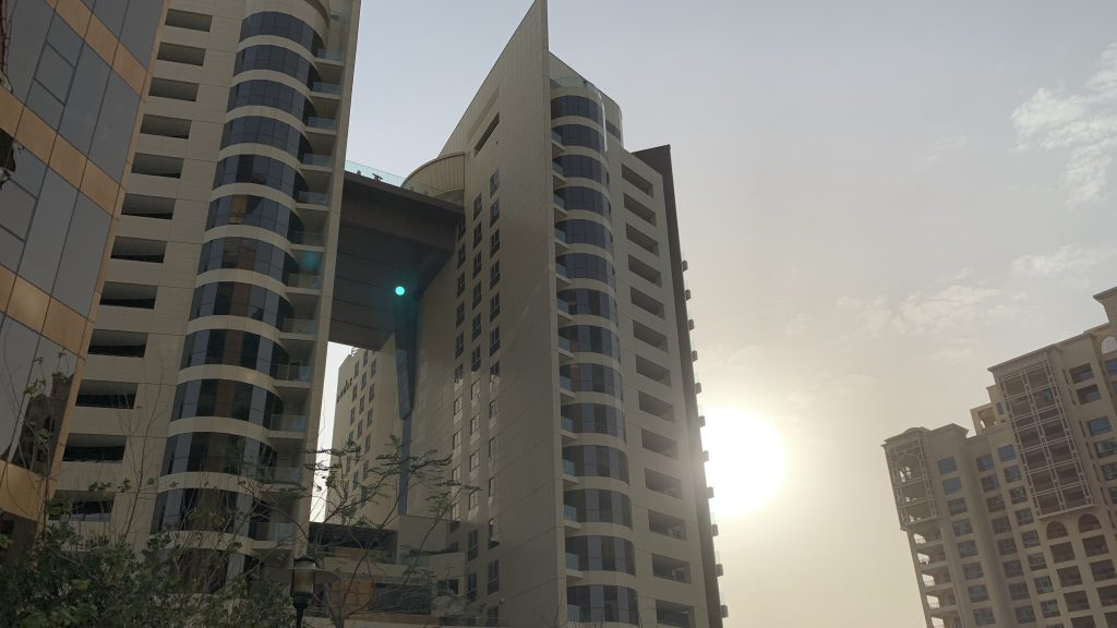 Andaz Dubai The Palm Building