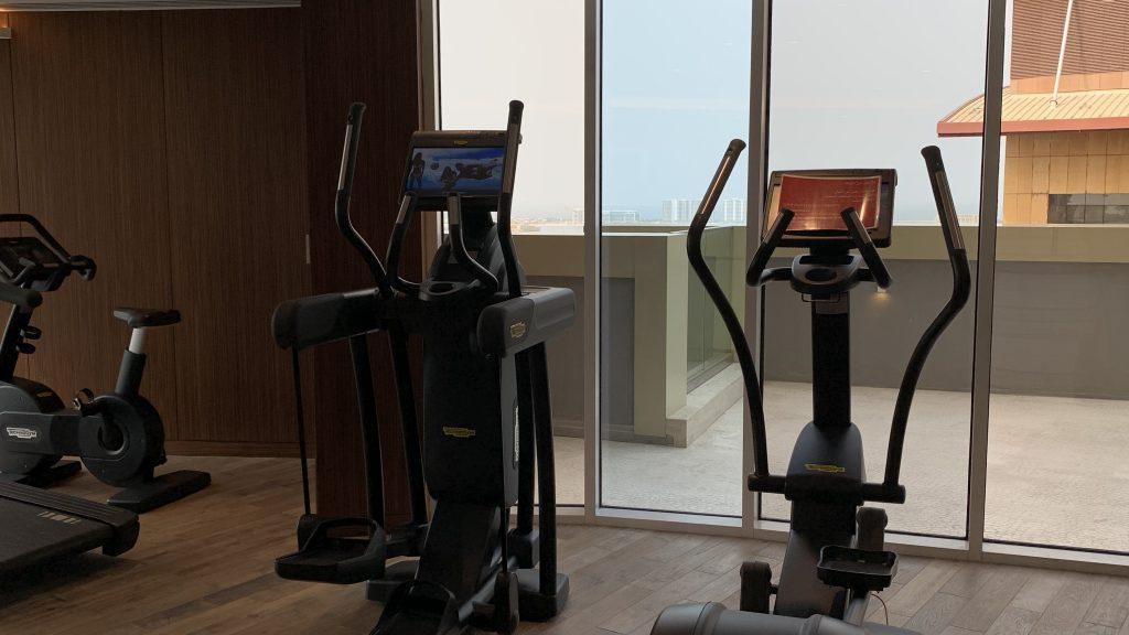 Andaz Dubai The Palm Gym 2