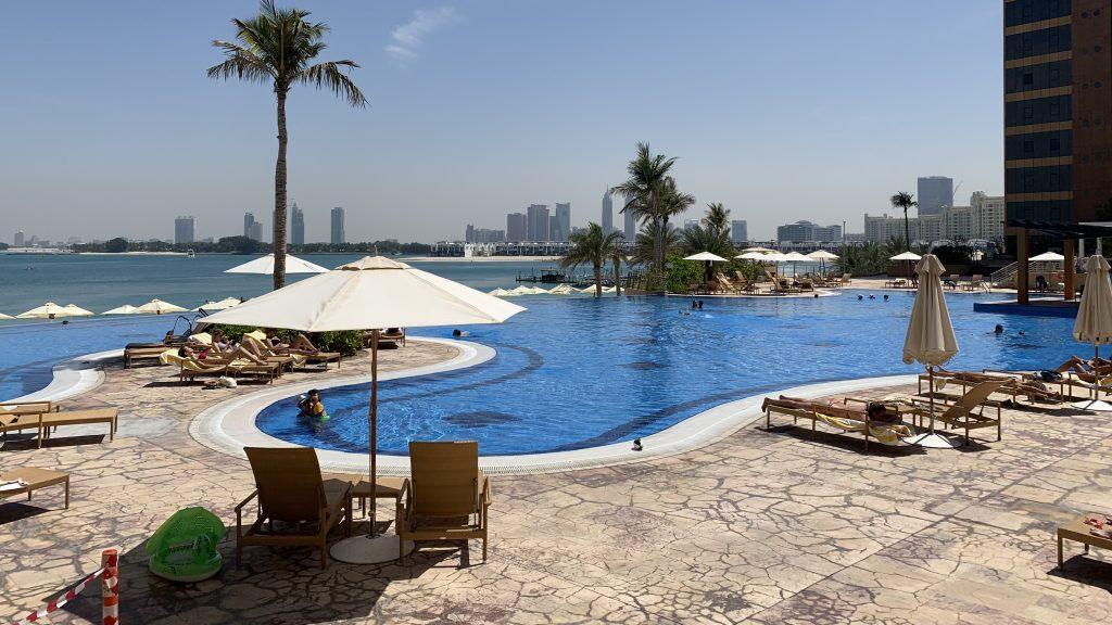 Andaz Dubai The Palm Pool