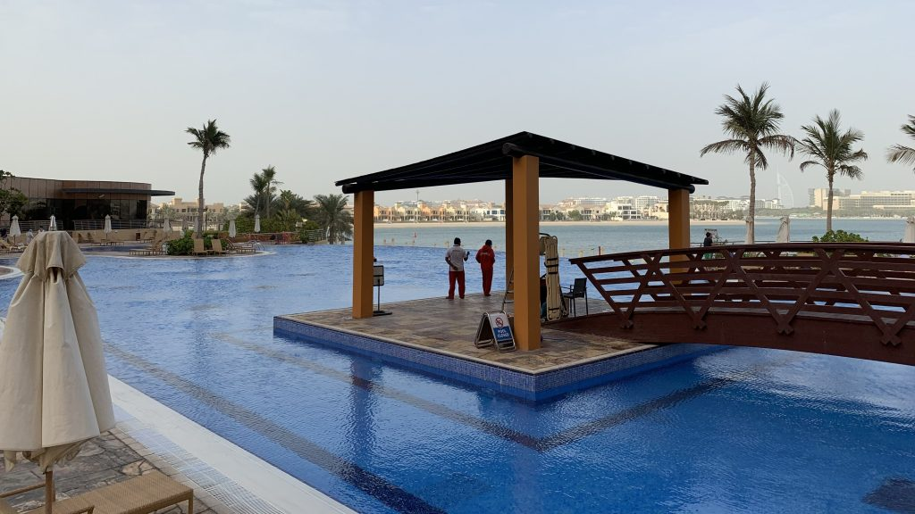 Andaz Dubai The Palm Pool 2