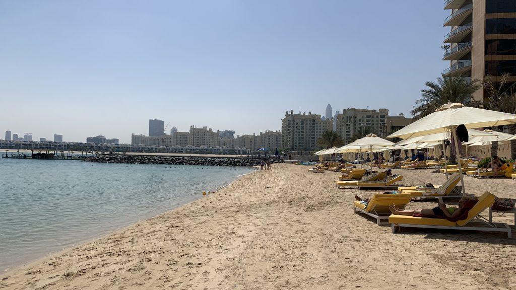 Andaz Dubai The Palm Strand 2
