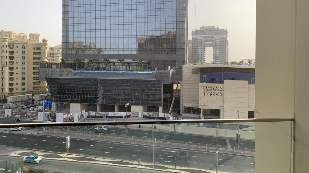 Andaz Dubai The Palm Suite View