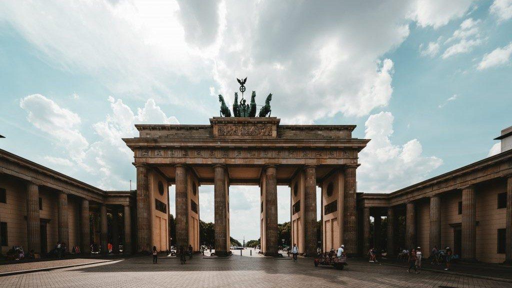 City-Ticket Zielort Berlin Brandenburger Tor