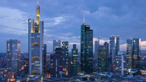 Jumeirah Frankfurt Skyline