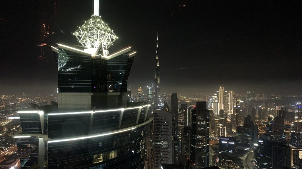 Jw Marriott Dubai Marquis Bar