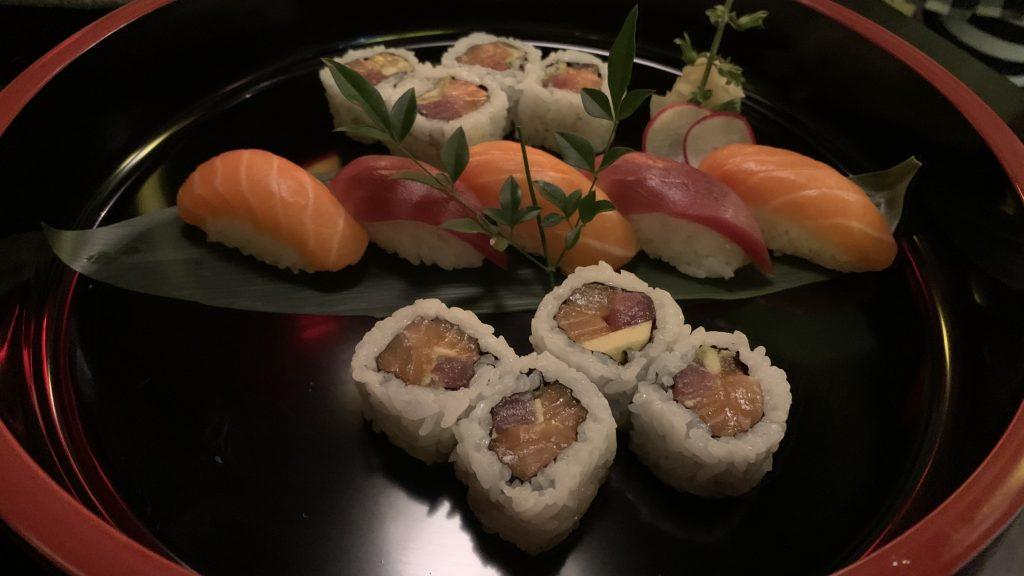 Jw Marriott Dubai Marquis Sushi