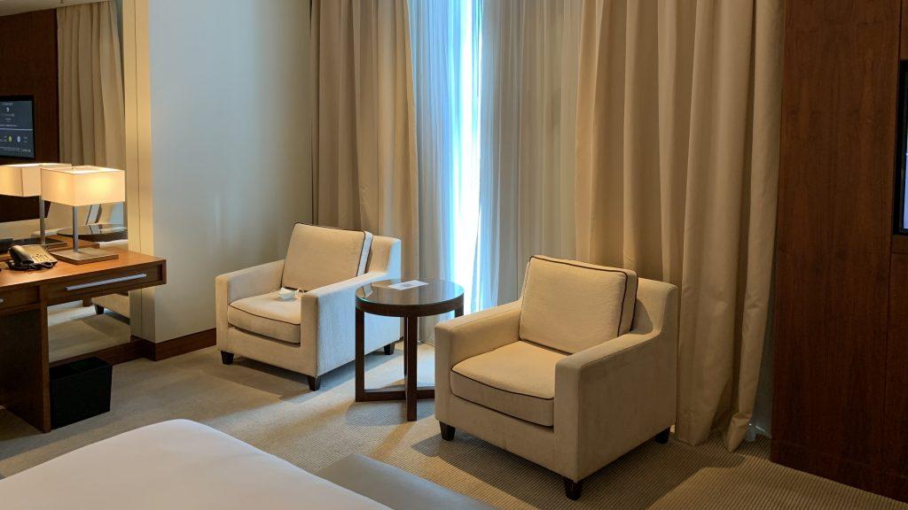 Jw Marriott Dubai Marquis Zimmer