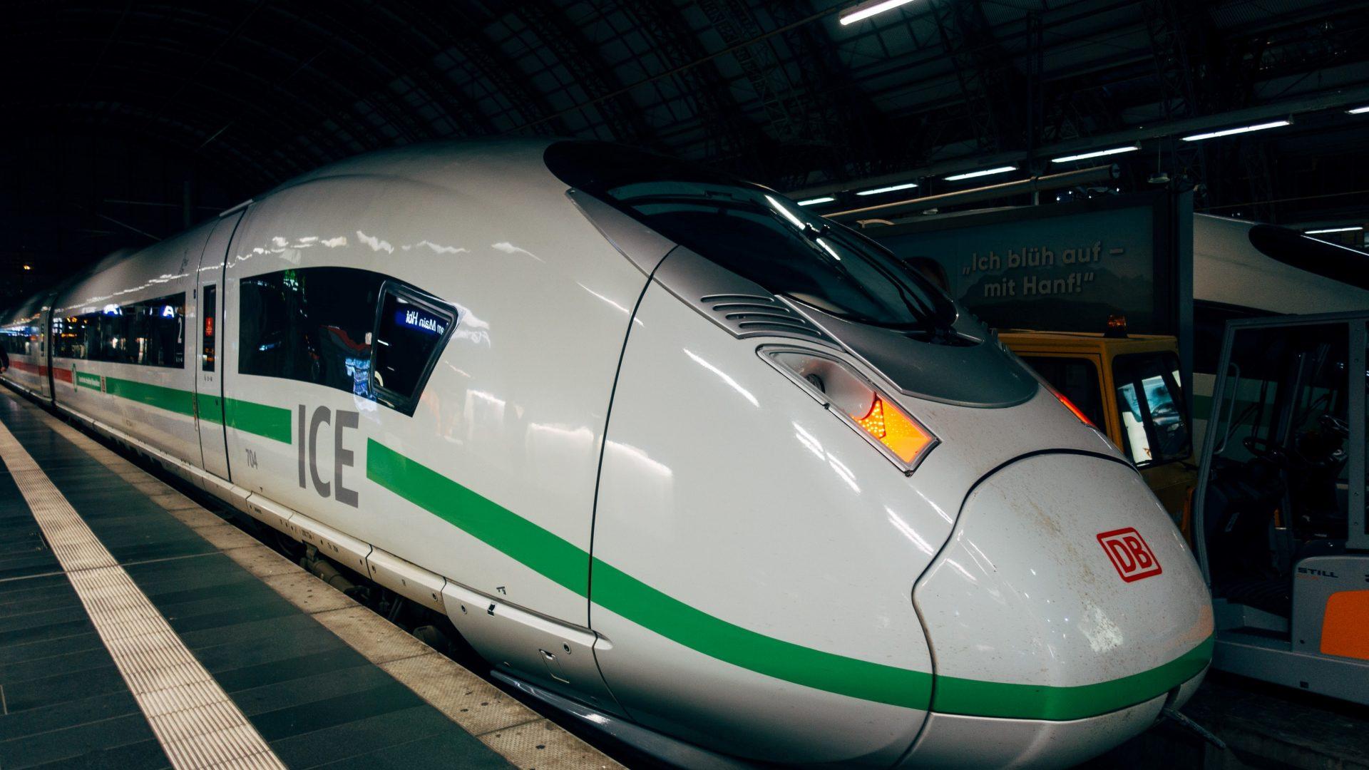Deutsche Bahn neue Verbindung