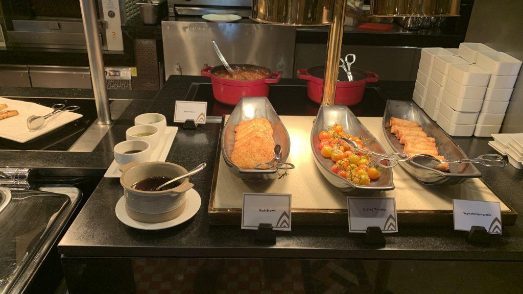 Petit déjeuner - Hôtel de luxe à Dubaï