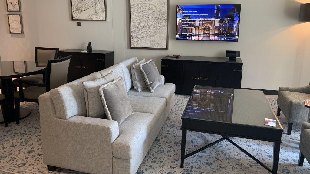 Suite hôtels de luxe à Dubaï
