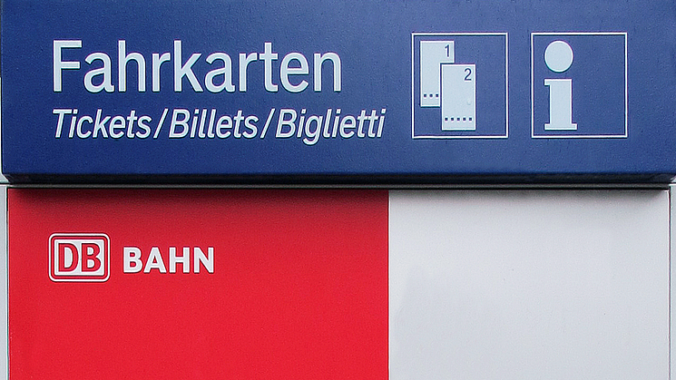 City-Ticket Fahrkartenautomat