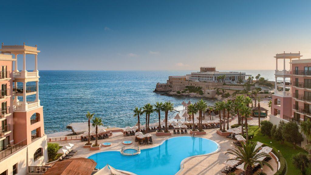 Malte Hôtel de luxe