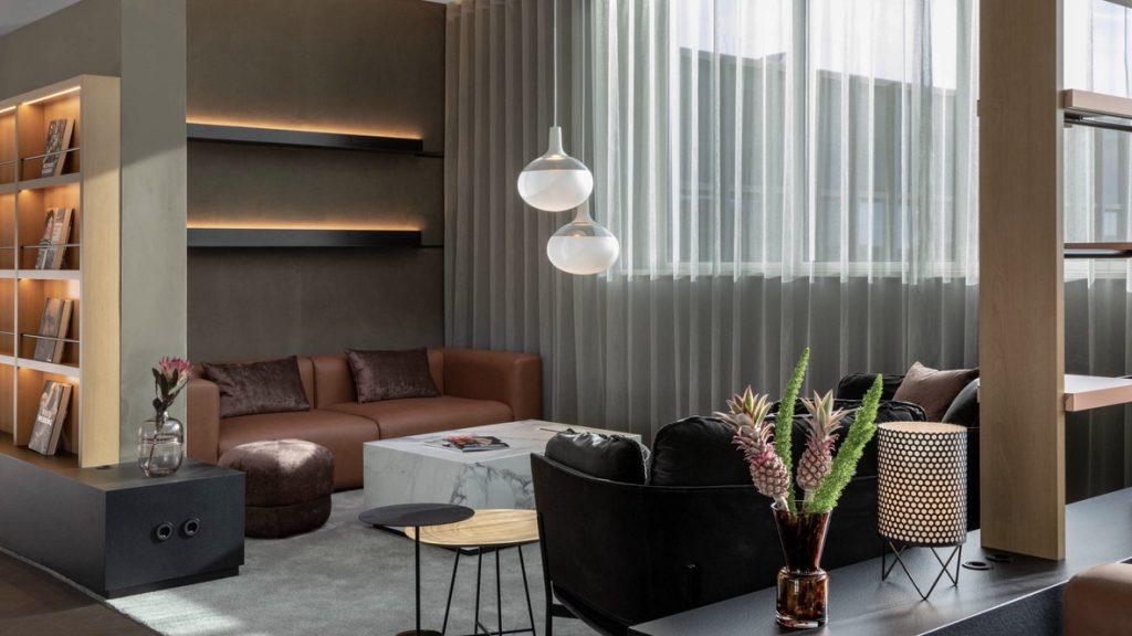 M Club Lounge Marriott FRA