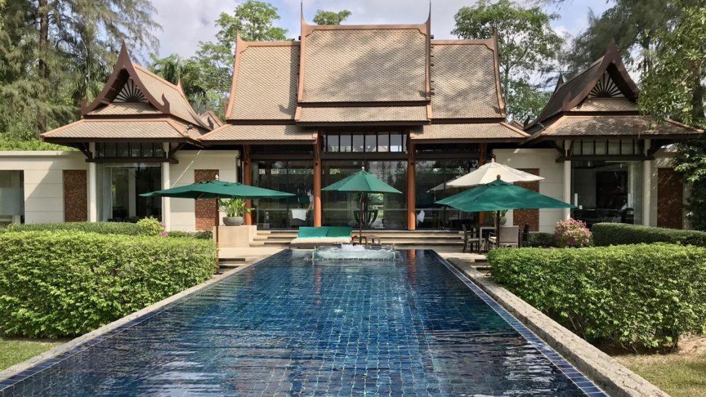 Banyan Tree Phuket DoublePool Villa 1