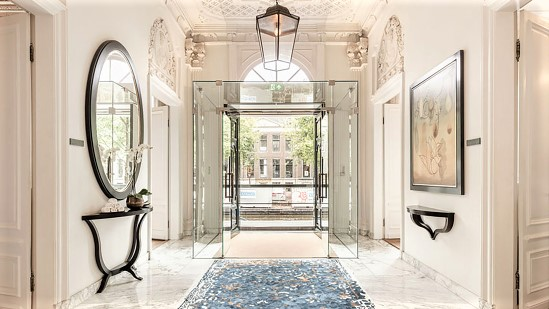 Waldorf Astoria Hotel Amsterdam Lobby