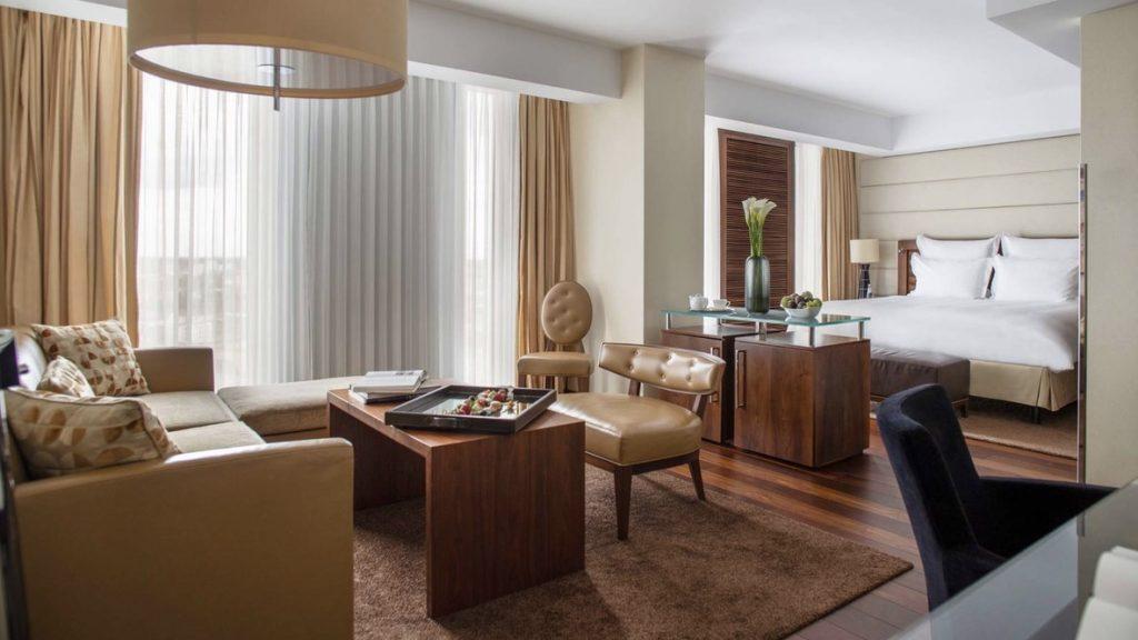 Junior Suite, Jumeirah Frankfurt