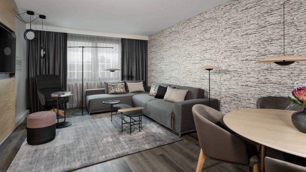 M Club Suite Marriott FRA