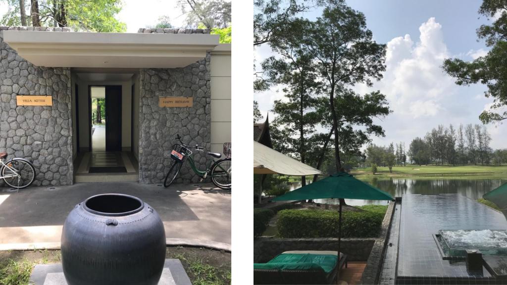 Banyan Tree Phuket Resort DoublePool Villa