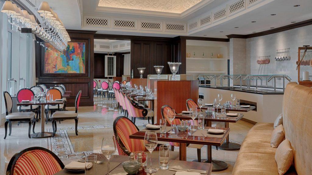St. Regis Abu Dhabi Restaurant