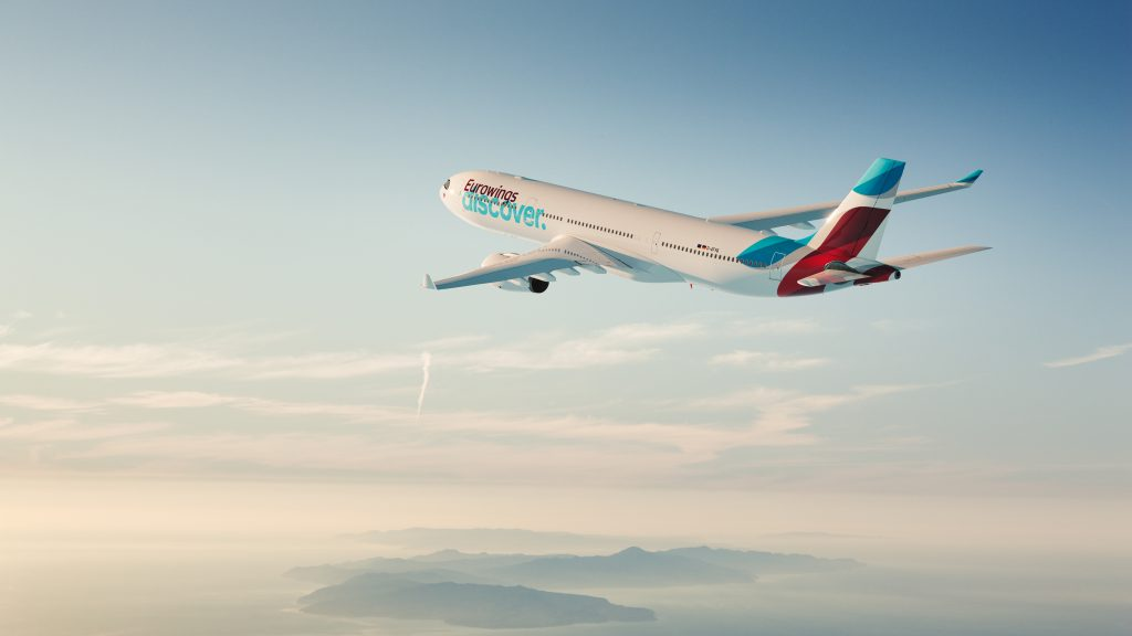 Eurowings Discover Cropped