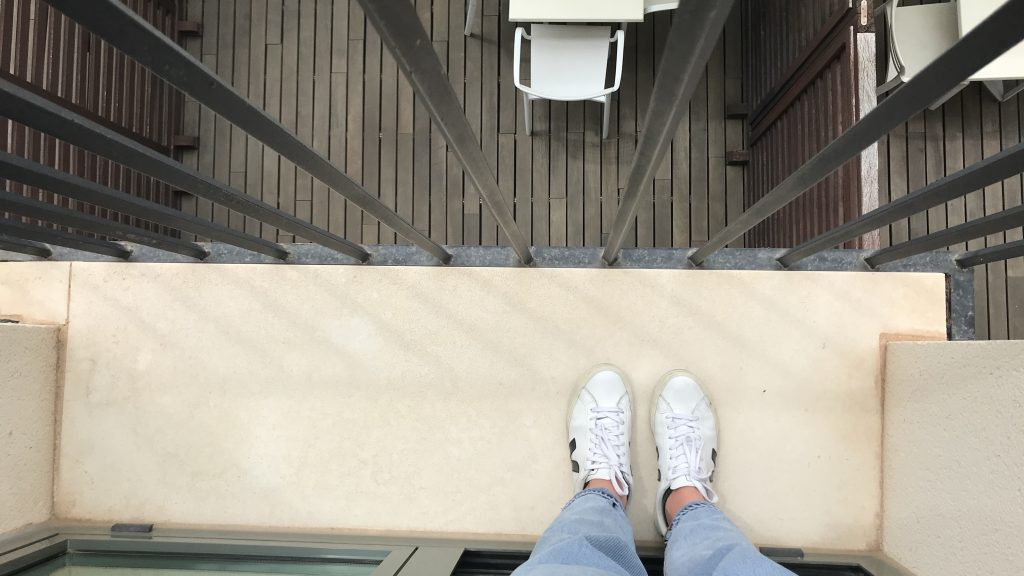 Hospes Palau De La Mar Balkon 1
