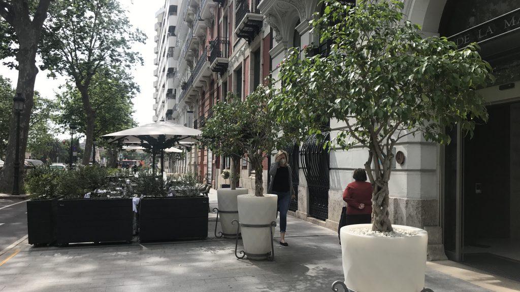 Hospes Palau De La Mar Restaurant 1 1
