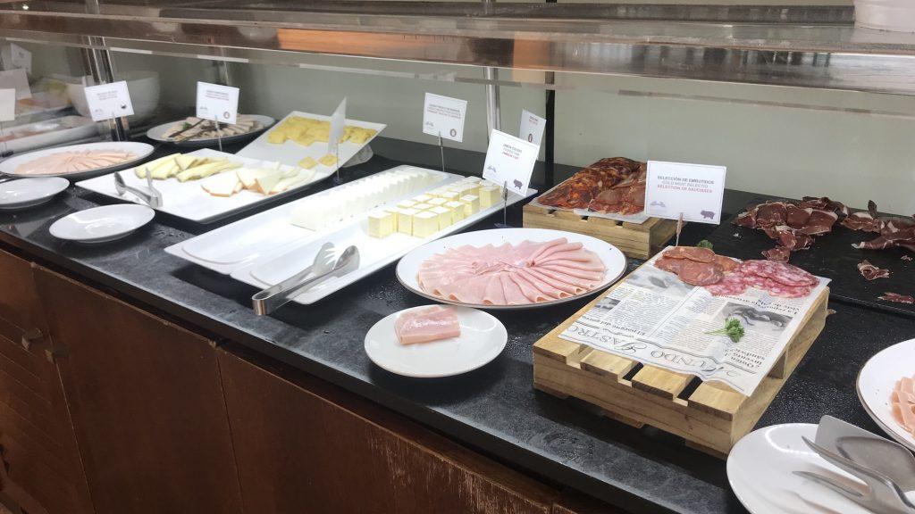 Hotel Las Arenas Balneario Frühstück 14 2