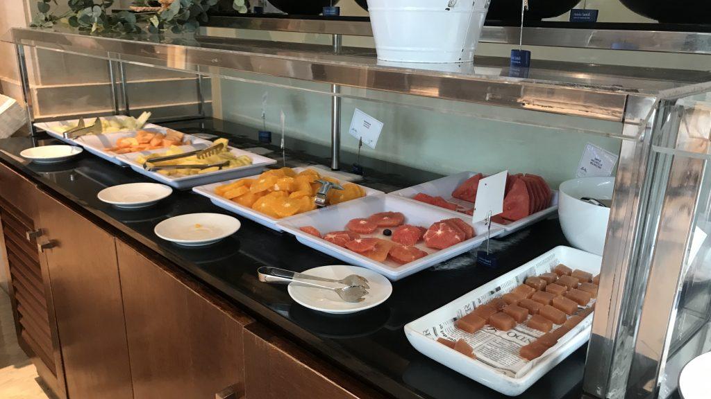 Hotel Las Arenas Balneario Frühstück 15 2