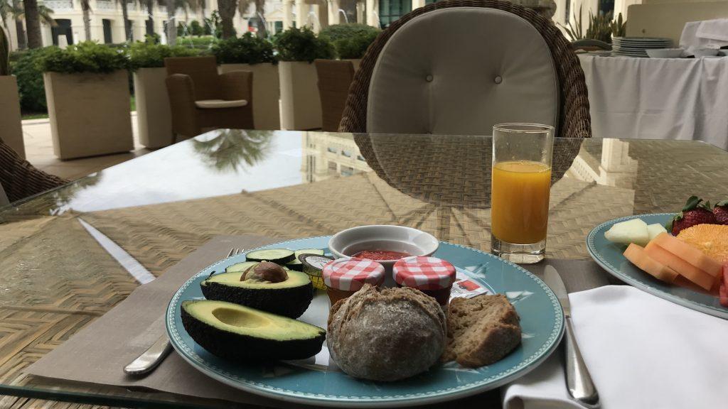 Hotel Las Arenas Balneario Frühstück 9 2