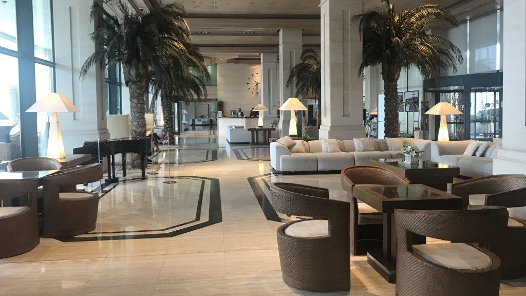 Hotel Las Arenas Balneario Lobby 2
