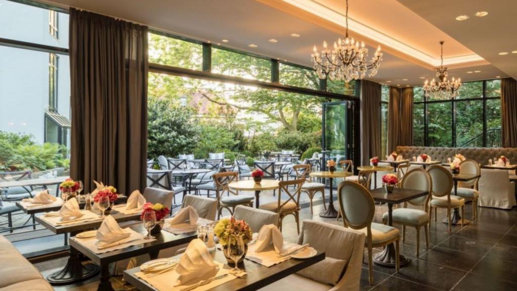 Hotel Muenchen Palace Wintergarten