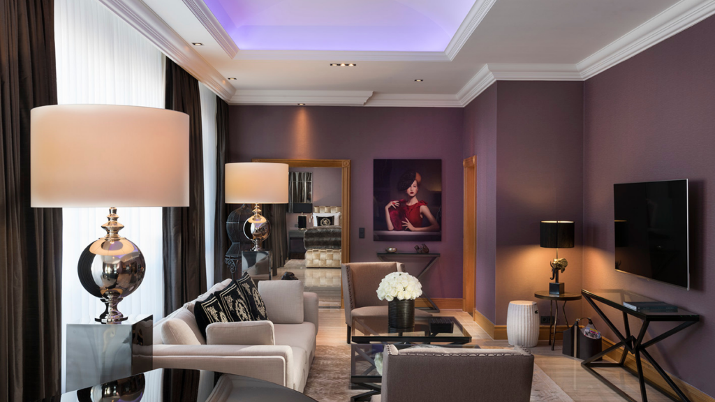 Hotel Palace Berlin Royal Suite