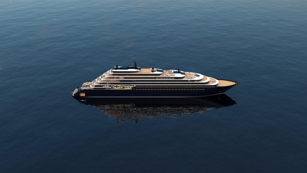 Die Ritz-Carlton Luxusyacht Evrima
