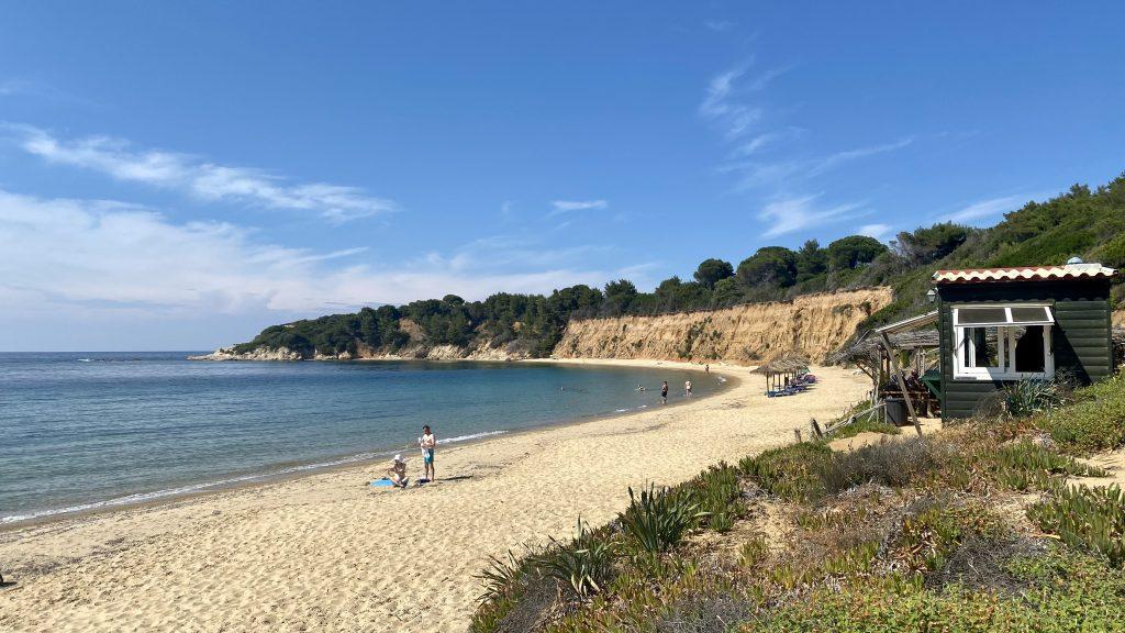 Skiathos Strand Griechenland 1