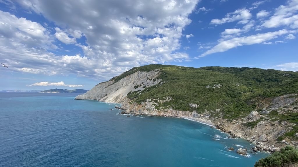 Skiathos Strand Griechenland 2