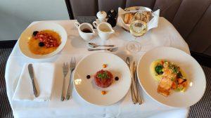 Sofitel Frankfurt Opera Room Service Abendessen