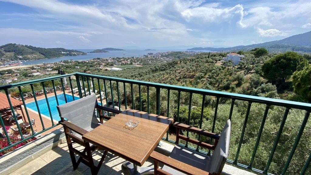 Vigles Sea View Hotel Skiathos Griechenland