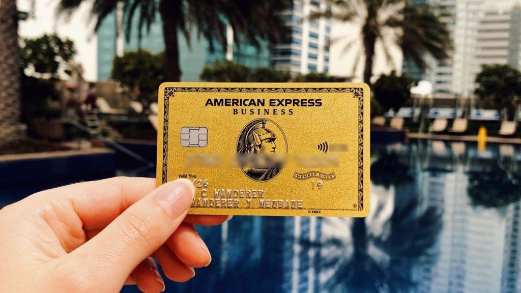 Amex Business Gold Card Startguthaben