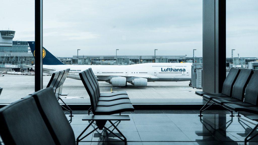 Deutsche Flughäfen Europaflüge
