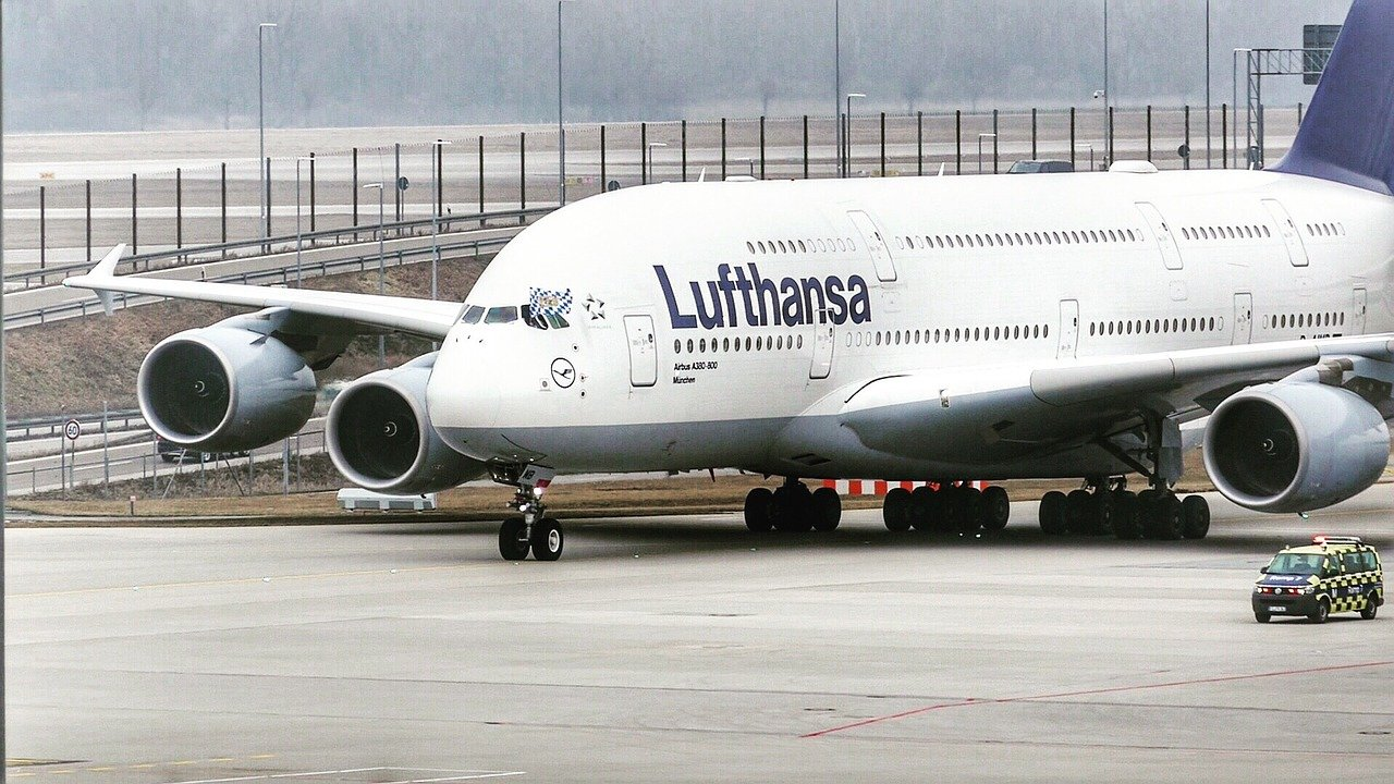 Lufthansa Kompensation